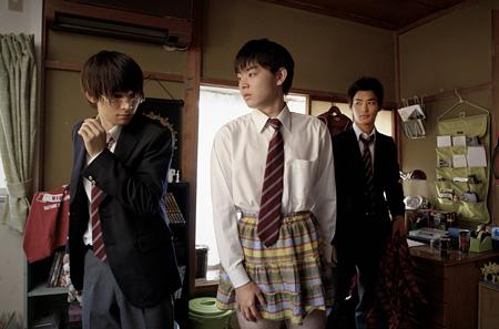 『男子高校生の日常』 ©2013 山内泰延/スクウェアエニックス・映画『男子高校生の日常』製作委員会