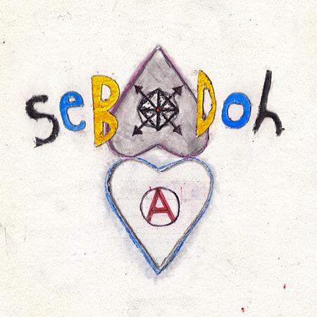 Sebadoh『Defend Yourself』ジャケット