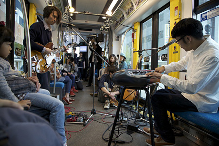 『BEATRAM MUSIC FESTIVAL 2012』より
