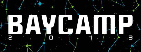『BAYCAMP 2013』ロゴ