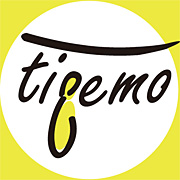 『music festival「tieemo」』ロゴ