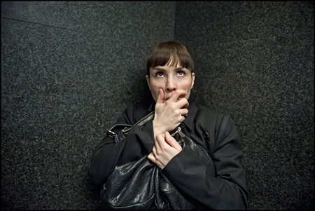 『パッション』 ©2012 SBS PRODUCTIONS - INTEGRAL FILM - FRANCE 2 CINÉMA