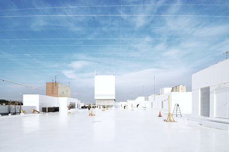 studio velocity『Wind Scape』2013, photo by artist