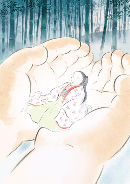 『かぐや姫の物語』 ©2013 畑事務所・GNDHDDTK