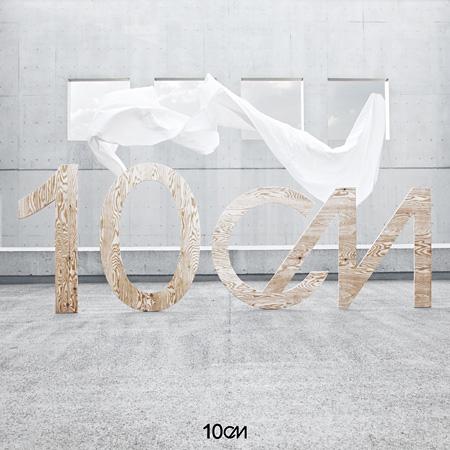 10CM『シプセンチ』ジャケット