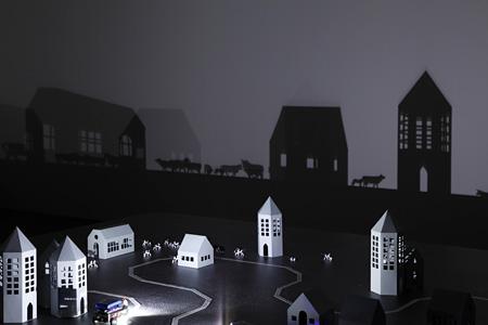 パーフェクトロン『inside-out』©Perfektron Photo: Keizo Kioku / ICC