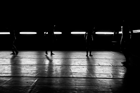 マルセロ・エヴェリン/デモリションInc.『突然どこもかしこも黒山の人だかりとなる』 photo: Sérgio Caddah