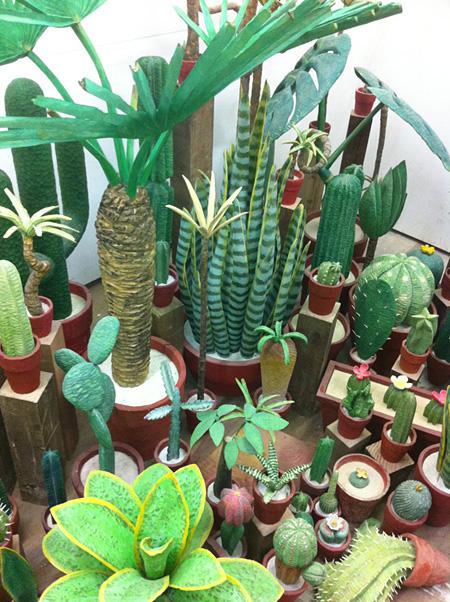 山崎悠人『Plants』