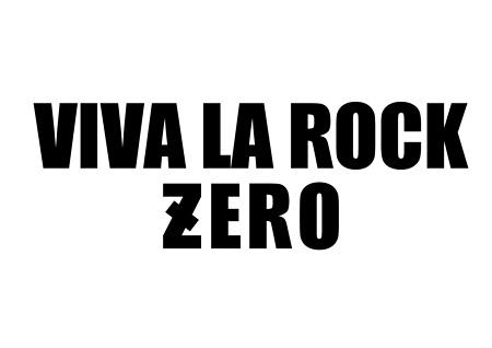 『VIVA LA ROCK ZERO』ロゴ