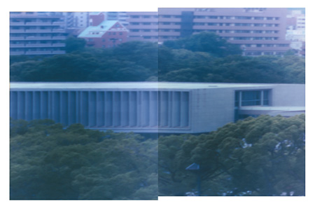Pinhole Revolution / Architectureシリーズより ©Takashi Homma Courtesy of TARO NASU