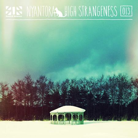 NYANTORA『High Strangeness』ジャケット