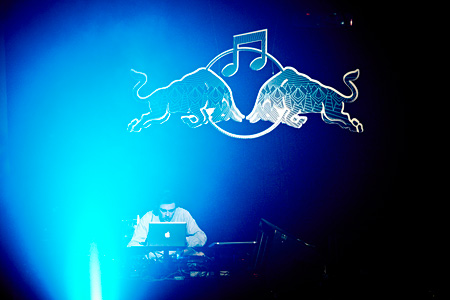 『Red Bull Music Academy Weekender in Tokyo』イメージビジュアル