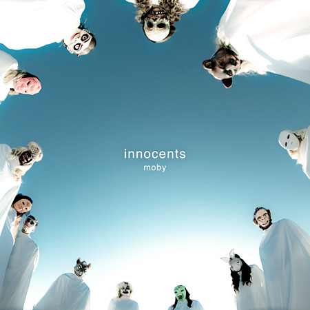 MOBY『Innocents』ジャケット