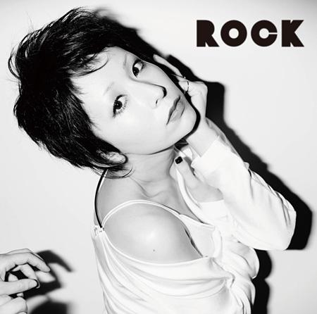 木村カエラ『ROCK』通常盤ジャケット