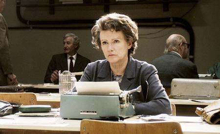 『ハンナ・アーレント』 ©2012 Heimatfilm GmbH+Co KG, Amour Fou Luxembourg sarl,MACT Productions SA ,Metro Communicationsltd.