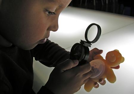 ミカエル・マッセイ『ポックス・テディー』 2007年 Mikael Metthey Pox Teddy 2007
