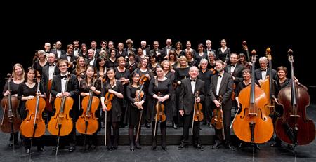 『アジア オーケストラ ウィーク2013』10月6日に出演するサザン・シンフォニア