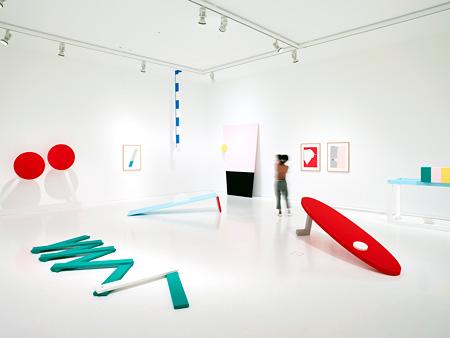 展示風景『PLAY』青森県立美術館 2012