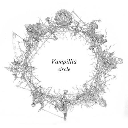 Vampillia『Circle』ジャケット