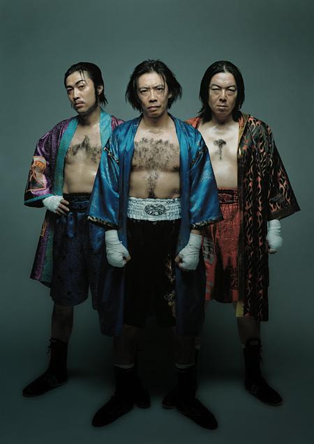 ねずみの三銃士