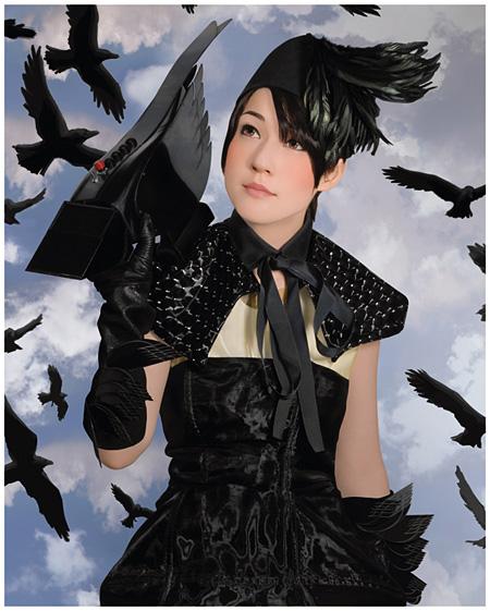 スプツニ子!『カラスボット☆ジェニー』2011年 photo by Rai Royal