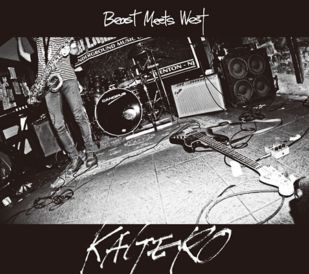 KAGERO『Beast Meets West』ジャケット