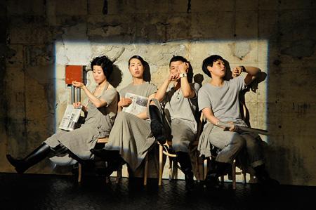 『CHITENの近未来語』より ©Hisaki MATSUMOTO