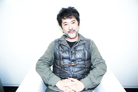 会田誠(撮影:西田香織)