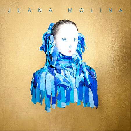Juana Molina『Wed 21』ジャケット
