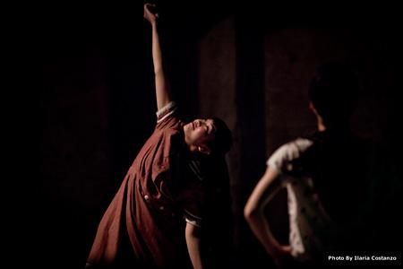 マームとジプシー過去公演より ©Ilaria Costanzo