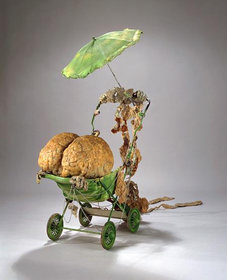 工藤哲巳『あなたの肖像'67』1967年 青森県立美術館蔵 ©ADAGP, Paris & JASPAR, Tokyo, 2013