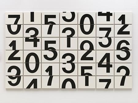 ダレン・アーモンド『Chance Encounter 004』 2012年, Courtesy Galerie Max Hetzler, Berlin / the artist