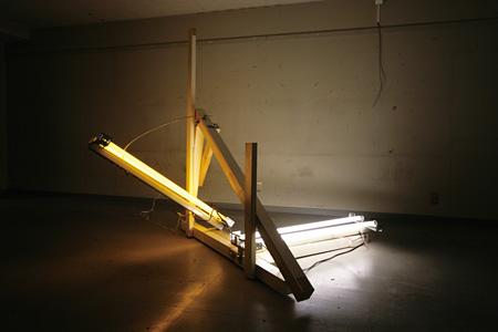 金井学 / KANAI, Manabu Untitled 2012年 ミクストメディア(展覧会参考作品)