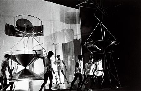 大辻清司 バレエ実験劇場より『乞食王子』1955年 世田谷美術館蔵