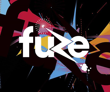 『「fuZe」Vol.2@WWW』ロゴ