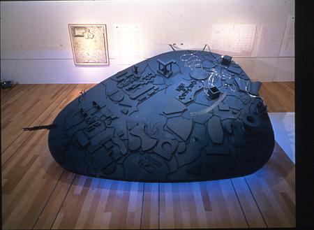 『海市もうひとつのユートピア』展(ICC、1997)シグネチャーズ第12週