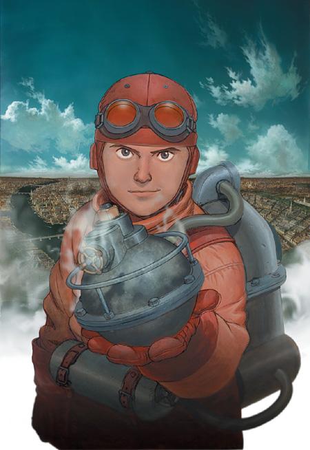 『スチームボーイ』 ©2004大友克洋・マッシュルーム/STEAMBOY製作委員会