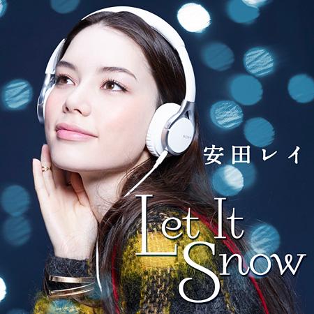 安田レイ『Let It Snow』ジャケット