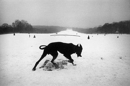 ジョセフ・クーデルカ『エグザイルズ』より オー=ド=セーヌ、フランス(1987年) ©Josef Koudelka / Magnum Photos