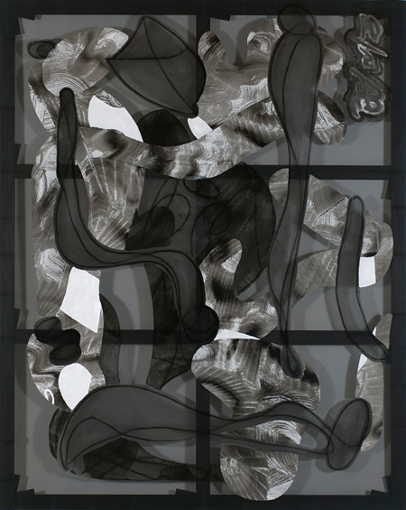Eureka VIII, 7, 2009, 250 x 200 cm Photo:©Camille Bonnefoi