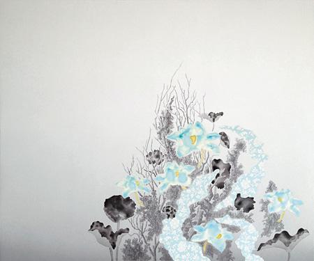 深沢尚宏『Tranquility』(準グランプリ、「エレベーター部門」)