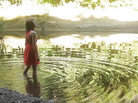 『ほとりの朔子』 ©sakuko film partners