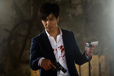 『KILLERS/キラーズ』 ©2013 NIKKATSU/Guerilla Merah Films