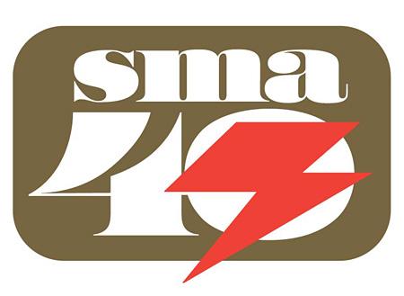 ソニー・ミュージックアーティスツ40周年記念ロゴ