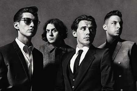 Arctic Monkeys(Photo:Zackery Michael)