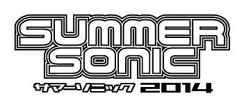 『SUMMER SONIC 2014』ロゴ