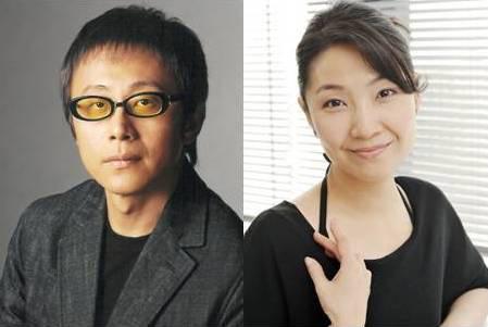 左から松尾貴史、松永玲子