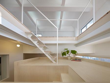 目黒本町の住宅 2011