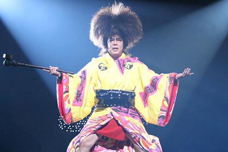 『ZIPANG PUNK〜五右衛門ロックIII』 ©2014ヴィレッヂ・劇団☆新感線