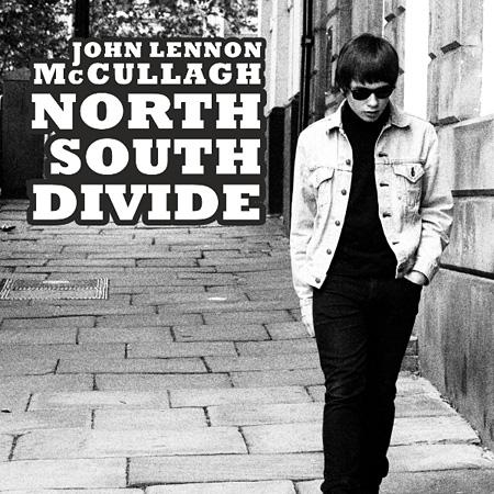 John Lennon McCullagh『North South Divide』ジャケット